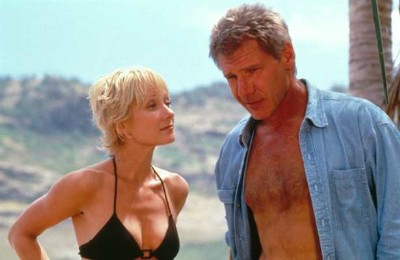 harrison ford seven days seven nights with anne heche