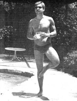 harrison ford young man speedo