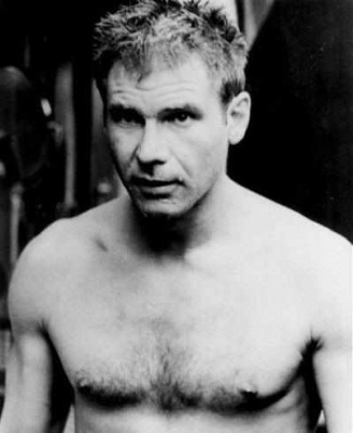 harrison ford - young - shirtless photo