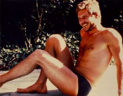 harrison ford young - underwear