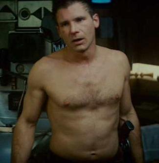 harrison ford shirtless bladerunner