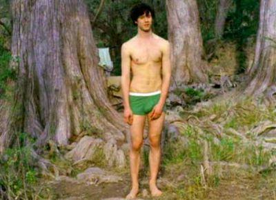 Hale Appleman boxers underwear