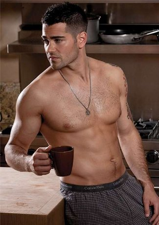 jesse metcalfe calvin klein boxers mens fitness