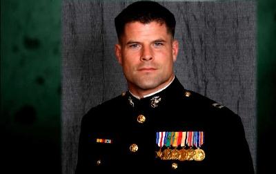brian stann marine uniform