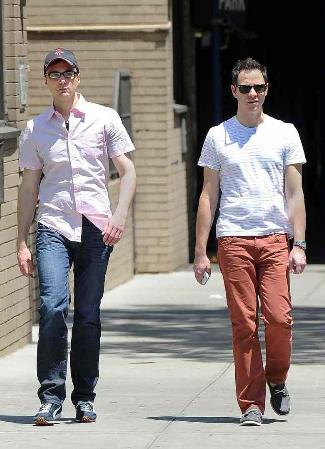 jim parsons boyfriend who is he