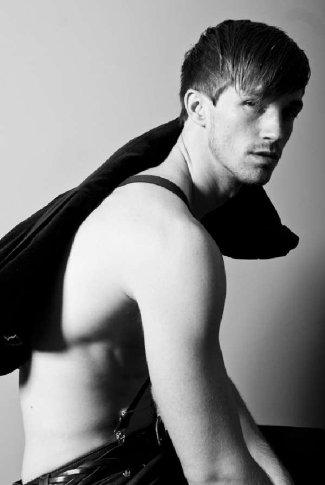 josiah hawley - sexy singer - no shirt