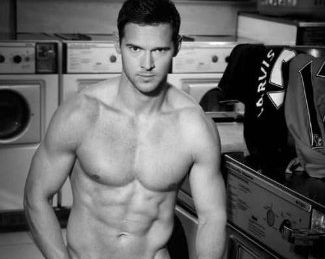 matt jarvis naked for cosmo everyman cancer awareness campaign