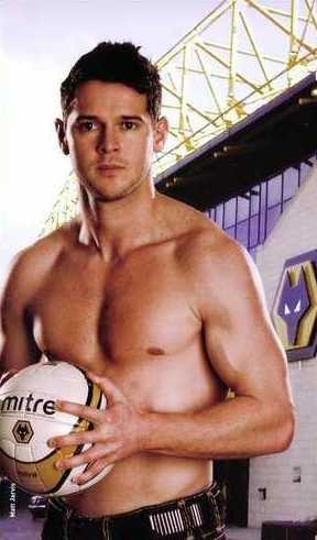 matt jarvis sexy football star