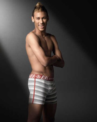 neymar underwear model - lupo