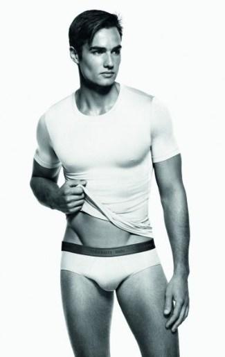 paul knops cerutti male underwear model