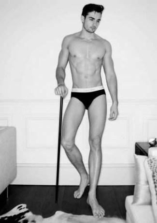 paul knops underwear model