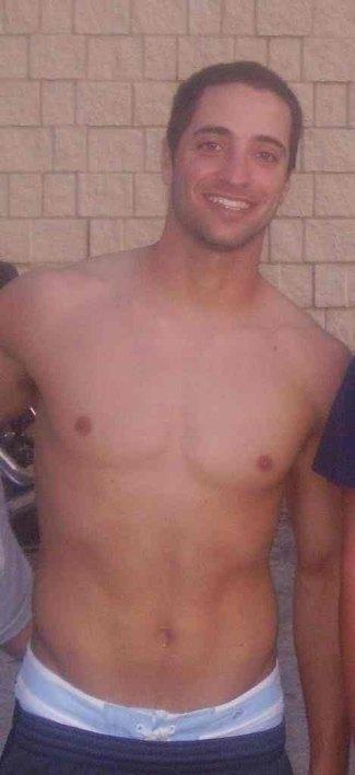 Ryan Braun shirtless baseball player