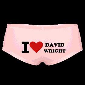 david wright underwear