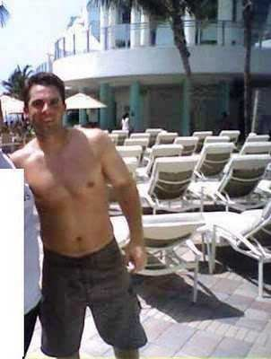david wright shirtless baseball pro