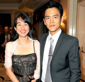 john cho gay or straight in real life - with wife kerri higuchi