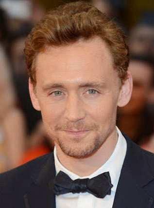 tom hiddlestone hair color - celebrity red head