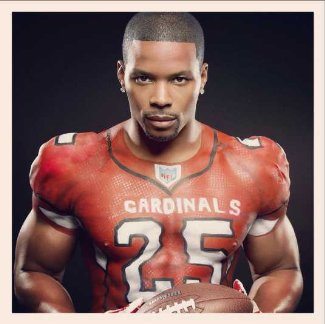 Kerry rhodes body painting