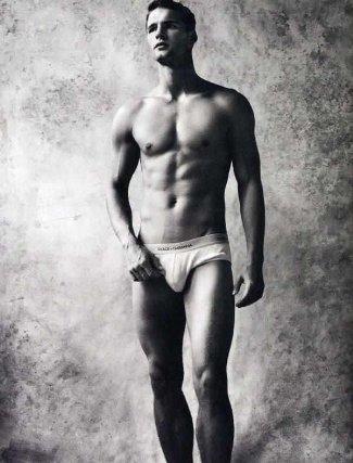 czech male underwear models dolce gabbana