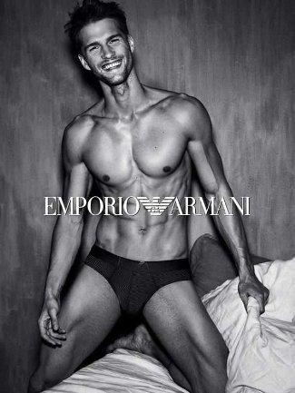 czech male underwear model - Tomas Skoloudik - emporio armani lingerie underwear fall winter 2012-2013
