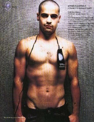jesse bradford shirtless