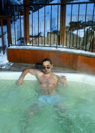 jesse bradford underwear at the pool - eulogy