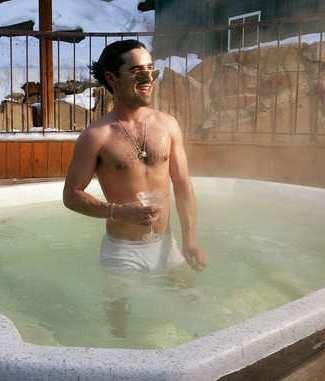 jesse bradford underwear briefs - eulogy - sundance film festival 2004