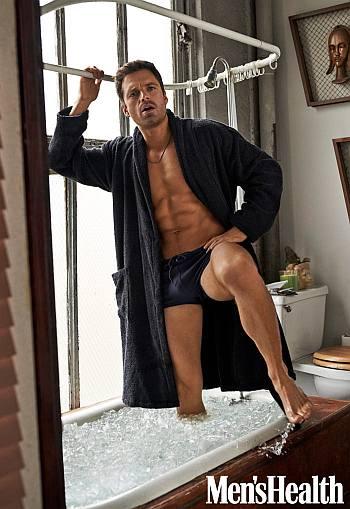men in short shorts sebastian stan
