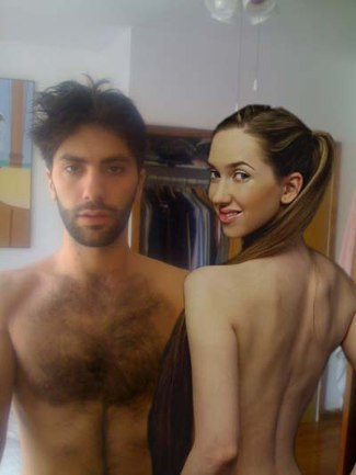nev schulman girlfriend