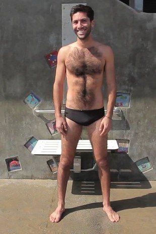 nev schulman underwear - speedo