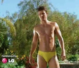 parker young speedo