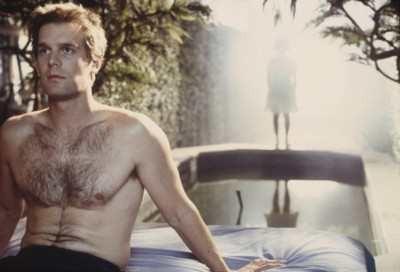 peter krause shirtless - young