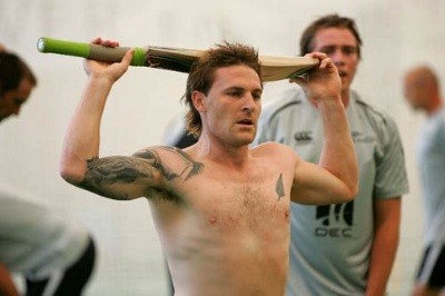 shirtless cricket players Brendon Mccullum - shirtless - new zealand cricket hunk