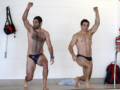 Cameron Smith and Cooper Cronk - melbourne storm nrl
