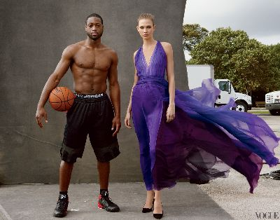 Dwyane-Wade-Vogue-Magazine-Spread-Model-KarlieKloss