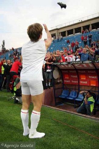 Jakub Blaszczkowski underwear - polish footballer