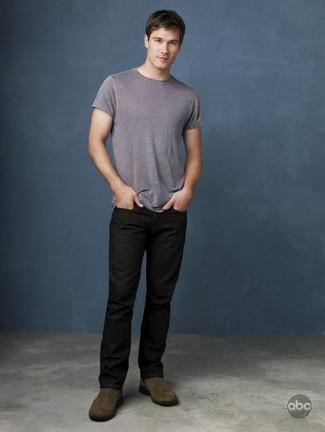 Luke MacFarlane young