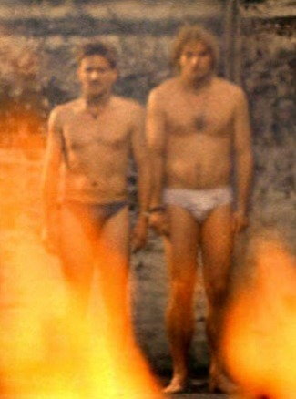 Nikolaj Coster Waldau - briefs underwear in lock stock