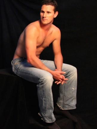 Shaun Tait Shirtless cricketers