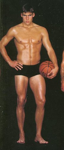 NBA Basketball Players in Underwear Wally Szczerbiak underwear - boxer briefs