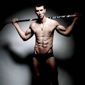 Zdeno Chara - speedo - Boston Bruins defenseman and captain
