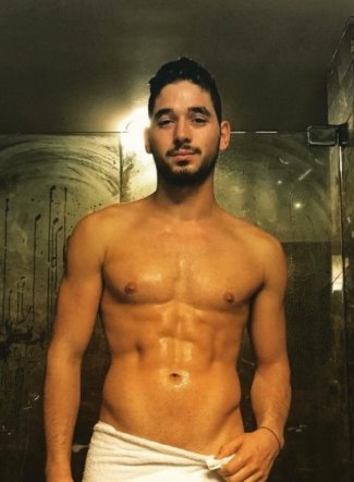 alan bersten shirtless