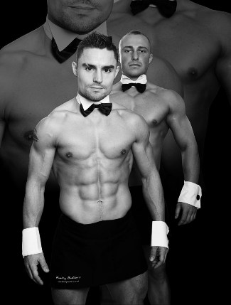 andy everett scottish male model