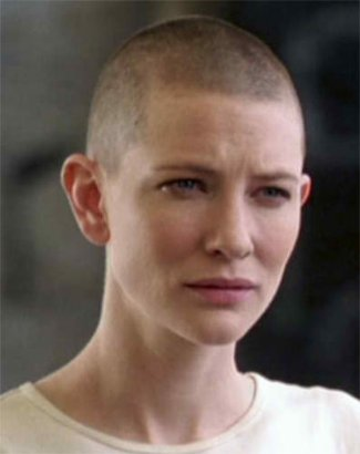 hot bald girls list - cate blanchett for heaven film 2002