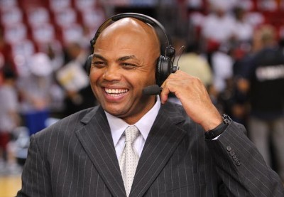 hottest bald celebrities - charles barkley