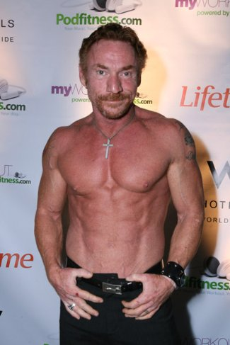 shirtless redheads danny bonaduce