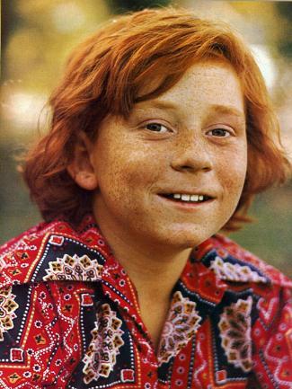 redhead haircuits - danny bonaduce