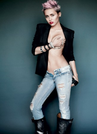 distressed jeans for women just cavalli on miley cyrus