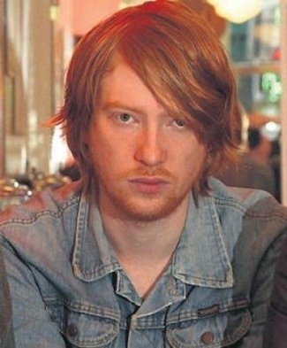 redhead haircuits - domhnall gleeson
