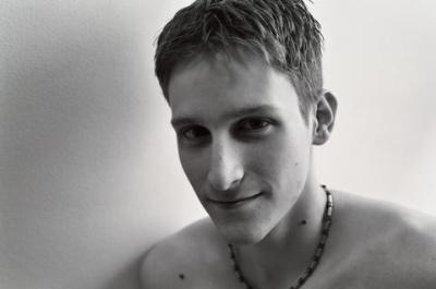 edward snowden shirtless male model