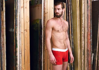 frnech underwear brand for men - les insurges
